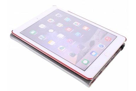 iPad Air 2 hoesje - 360° draaibare Amerikaanse vlag
