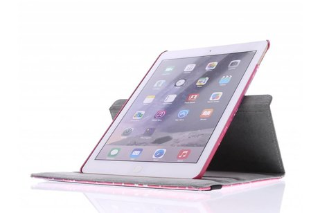 iPad Air 2 hoesje - 360° draaibare Keep Calm
