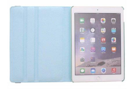 iPad Air 2 hoesje - 360° draaibare krokodil tablethoes
