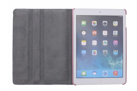 iPad Air hoesje - 360° draaibare takken design