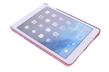 iPad Air hoesje - 360° draaibare design tablethoes