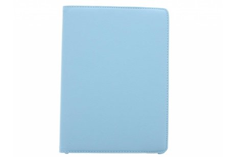 Samsung Galaxy Tab S 10.5 hoesje - Turquoise 360º draaibare tablethoes