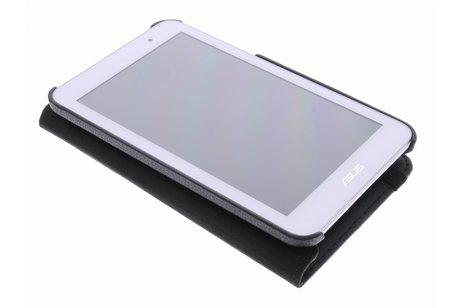 Asus MeMO Pad 7 ME176C hoesje - Zwarte 360º draaibare tablethoes