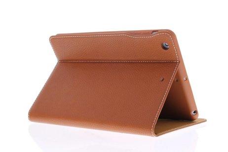 Bruine premium TPU tablethoes voor de iPad Mini / 2 /3