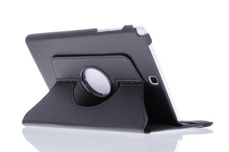 Samsung Galaxy Tab A 9.7 hoesje - Zwarte 360º draaibare tablethoes
