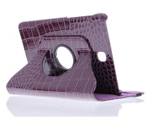 360° draaibare krokodil tablethoes Galaxy Tab S2 8.0