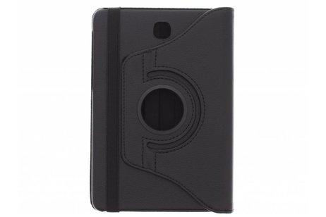 Samsung Galaxy Tab S2 8.0 hoesje - Zwarte 360° draaibare tablethoes