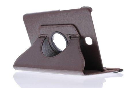 Samsung Galaxy Tab S2 8.0 hoesje - Bruine 360° draaibare tablethoes