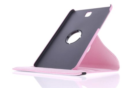 Samsung Galaxy Tab S2 8.0 hoesje - Roze 360° draaibare tablethoes