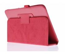 Rood effen tablethoes Samsung Galaxy Tab S2 8.0