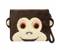 TabZoo Folio App Sleeve t/m 8 inch - Monkey
