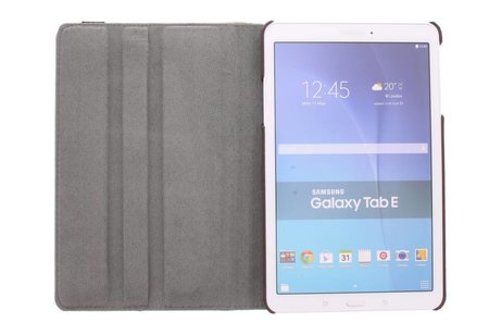Samsung Galaxy Tab E 9.6 hoesje - 360° draaibare dromenvanger design