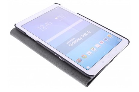 Samsung Galaxy Tab E 9.6 hoesje - 360° draaibare don't touch