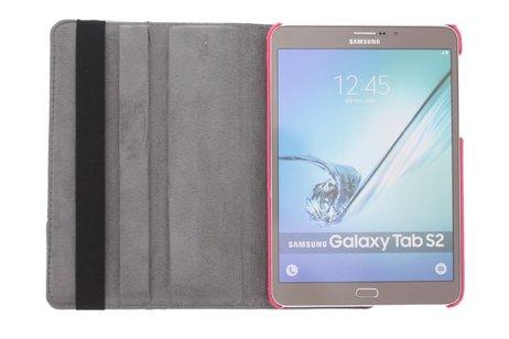 Samsung Galaxy Tab S2 8.0 hoesje - 360º draaibare takken design
