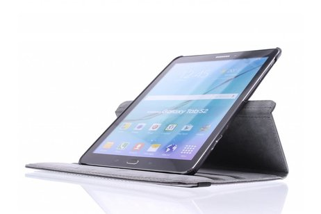 Samsung Galaxy Tab S2 9.7 hoesje - 360° draaibare plant design