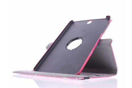 Samsung Galaxy Tab A 9.7 hoesje - 360° draaibare Keep Calm
