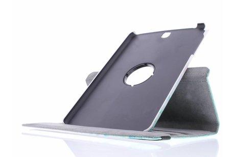 Samsung Galaxy Tab A 9.7 hoesje - 360° draaibare happy design