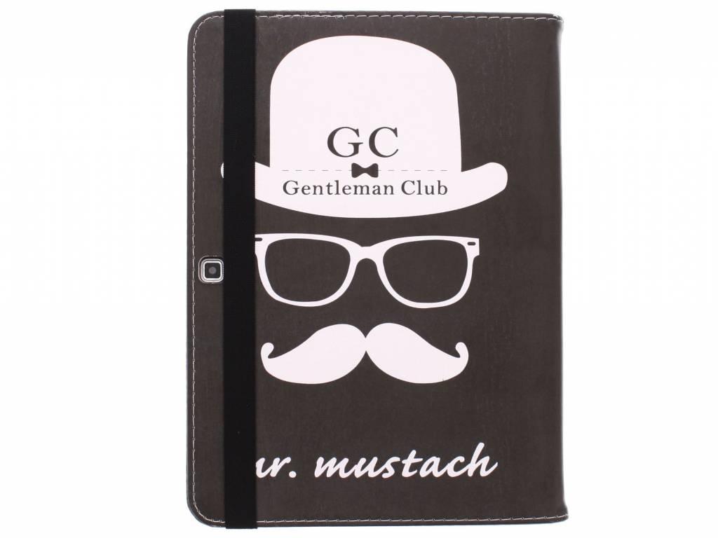 Mr. Cas Tablette Design Moustache Pour Ipad Mini-4 vFAvh