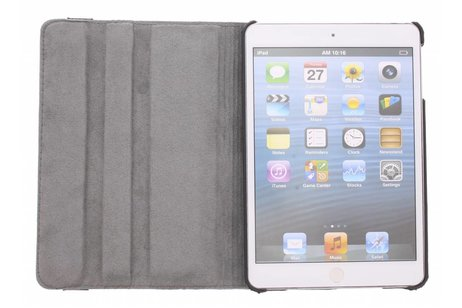 360º draaibare don't touch design tablethoes voor de iPad Mini / 2 / 3