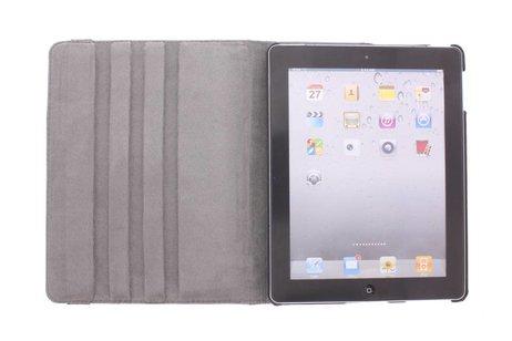 360º draaibare plant design tablethoes voor de iPad 2 / 3 / 4