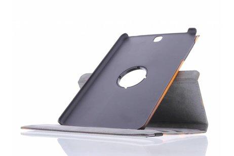 Samsung Galaxy Tab A 9.7 hoesje - 360° draaibare tijger design