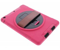 Fuchsia defender tablethoes met strap iPad Air