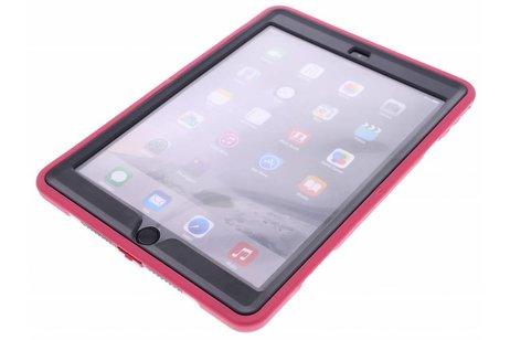 iPad Air 2 hoesje - Fuchsia defender tablethoes met