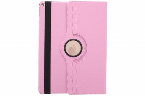 iPad Pro 12.9 hoesje - Roze 360º draaibare tablethoes