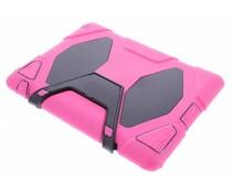 Fuchsia extreme protection army case iPad 2 / 3 / 4