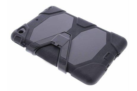 Zwarte extreme protection army case voor de iPad Mini / 2 / 3