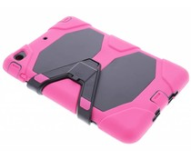 Fuchsia extreme protection army case iPad Mini / 2 / 3