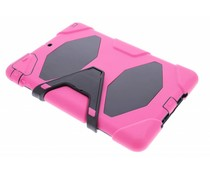 Fuchsia extreme protection army case iPad Air