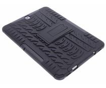 Zwart rugged hybrid case Samsung Galaxy Tab S2 9.7
