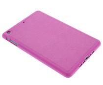 Metallic lederen TPU tablethoes iPad Mini / 2 / 3