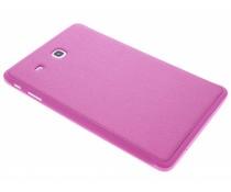 Metallic lederen TPU tablethoes Galaxy Tab E 9.6