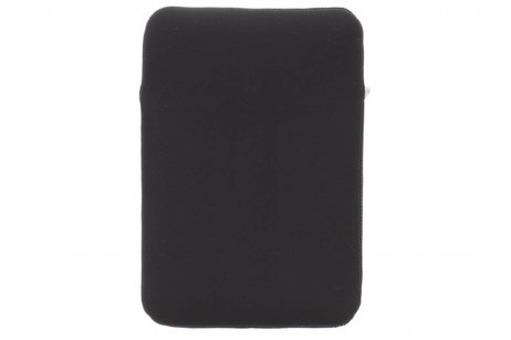 Muvit Reversible Neoprene Sleeve voor 7 inch tablets - zwart/grijs