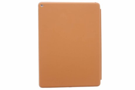 iPad Pro 12.9 hoesje - Bruine luxe Book Cover
