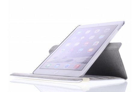 iPad Air 2 hoesje - 360° draaibare don't worry