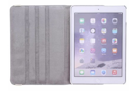 iPad Air 2 hoesje - 360° draaibare Parijs design