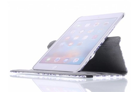 iPad Mini 4 hoesje - 360° draaibare olifanten design