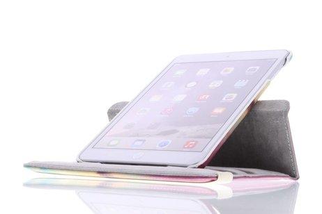 360° draaibare dromenvanger design tablethoes voor de iPad Mini / 2 / 3