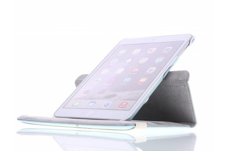 360º draaibare forever and always design tablethoes voor de iPad Mini / 2 / 3