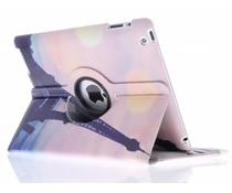 360° draaibare design tablethoes iPad 2 / 3 / 4