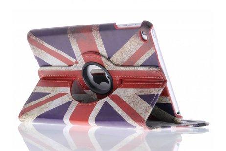 iPad Mini 4 hoesje - 360º draaibare Britse vlag