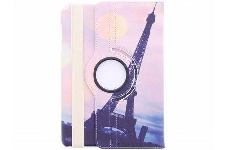 Samsung Galaxy Tab A 9.7 hoesje - 360° draaibare Paris at