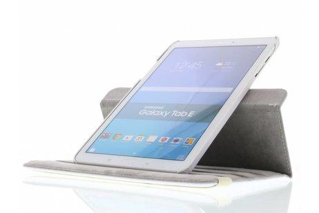 Samsung Galaxy Tab E 9.6 hoesje - 360° draaibare don't worry