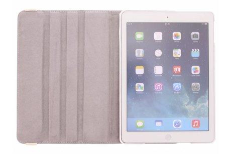 iPad Air hoesje - 360° draaibare don't worry