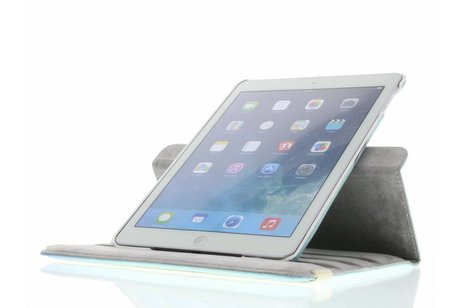 iPad Air hoesje - 360° draaibare forever and