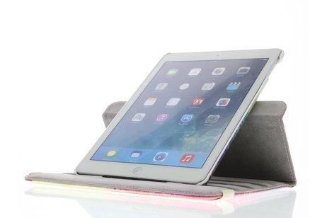 iPad Air hoesje - 360° draaibare live the