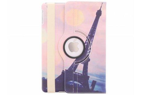 iPad Air hoesje - 360° draaibare Paris at